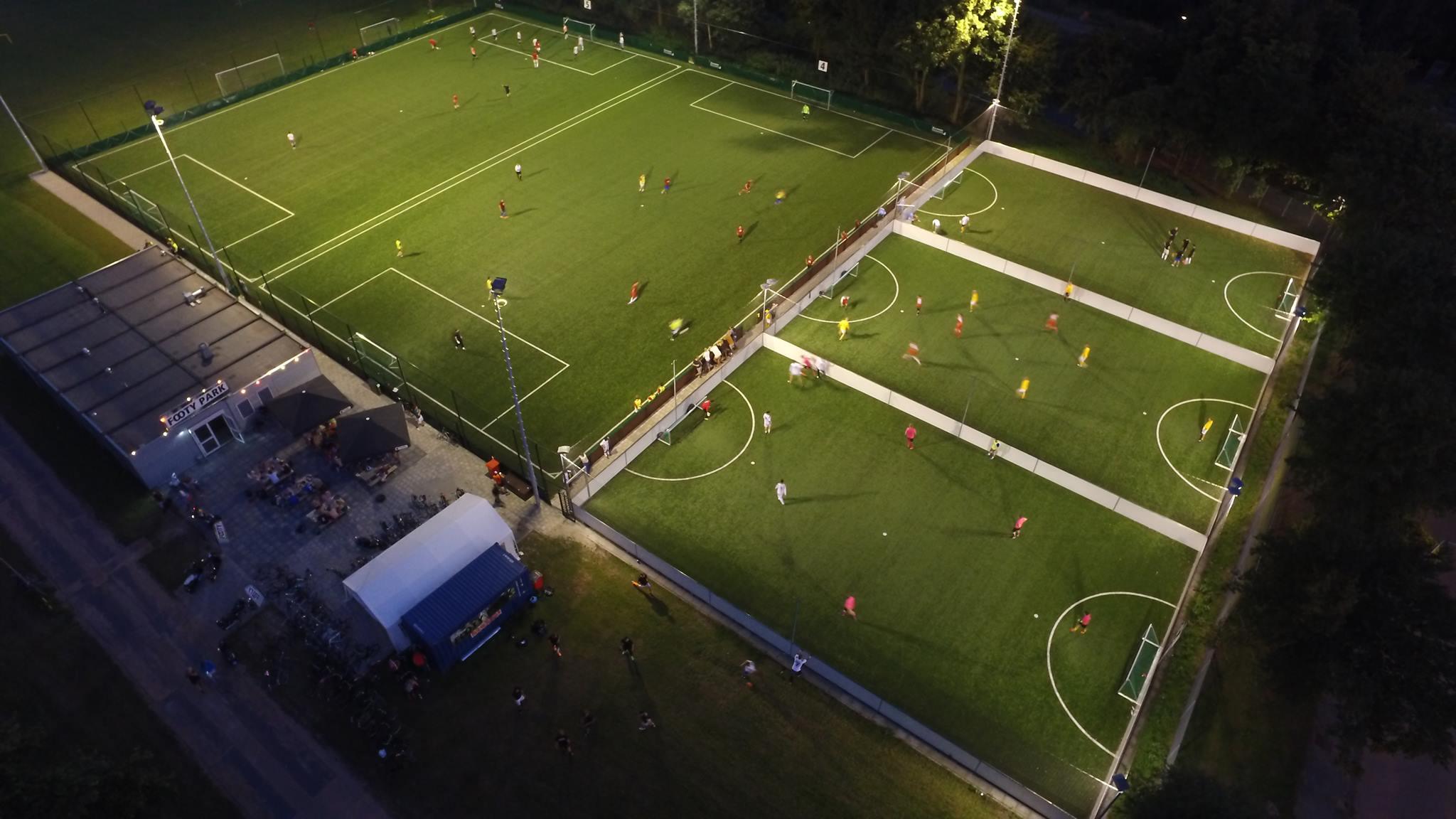 Bubble Voetbal Amsterdam huren?